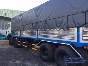 Xe tải 4 chân Hyundai HD320 thùng bạt nhập khẩu nguyên chiếc