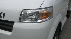 Xe tải Suzuki 750kg thùng kín, trả trước 90triệu [xe mới]