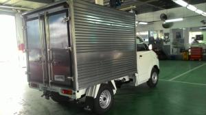 suzuki pro 750kg thùng kín