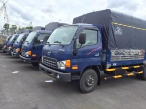 Hyundai HD99 thùng bạt 6,5 tấn