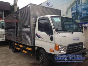 Hyundai HD99 - Thùng kín 6,35T