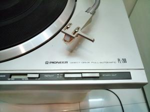 Đầu đĩa thanh Pioneer PL-260 hàng bãi .