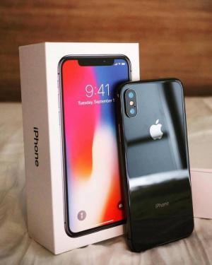Iphone X 256G black USA LL/a brand new 100% chưa active nguyên hộp