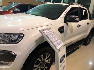 Ranger Wildtrak 2.2L AT Trả trước 150 triệu giao xe ngay!