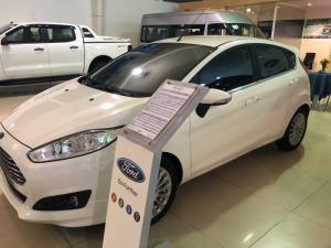 Ford Fiesta 1.0 Ecoboost Trả trước 150 triệu giao xe ngay!