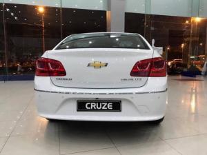 Chevrolet Cruze 2018 - Mạnh mẽ - Sang trọng - Đẳng Cấp