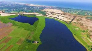 giá đất tăng cao tại trung tâm Điên Dương trong thời gian gần đây, khơi dậy dự án River View