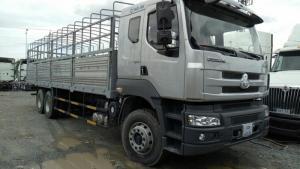 Xe tải thùng 4 chân Chenglong