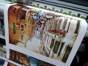 In Kỹ Thuật Số nhận đặt in canvas giá rẻ TPHCM
