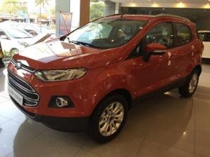 Ford Ecosport Titanium Trả trước 150 triệu giao xe ngay!