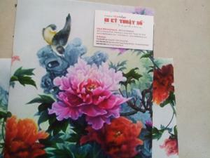 Giá in tranh canvas tại TPHCM - nhận in tranh canvas toàn quốc