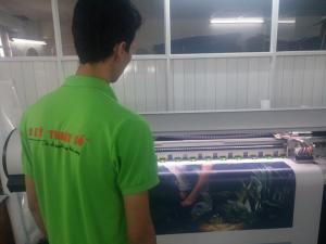 Xưởng in tranh canvas tại TPHCM