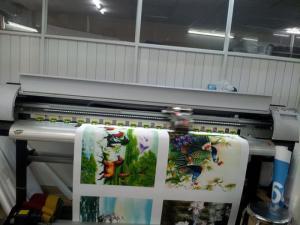 Tranh in canvas số lượng lớn tại xưởng in tranh canvas In Kỹ Thuật Số