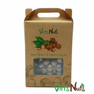 Tìm đại lý bán/ phân phối Hạt Mắc ca Lâm Đồng Viet's Nuts