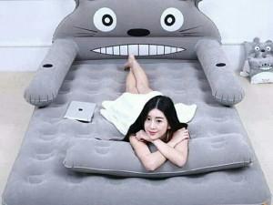 Giường nệm hơi
