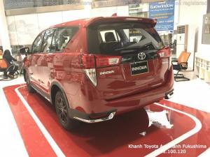 Khuyến Mãi Toyota Innova 2.0G Venturer, Mua Trả Góp Chỉ 123Tr, Góp 12Tr8