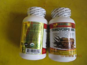 CORDYCEP 950- Sản  phẩm giúp cải thiện chức năng gan, chống lão hóa tốt