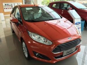 Ford Fiesta 1.5 Sport 5 cửa AT Trả Trước 100 Triệu Giao Xe Ngay