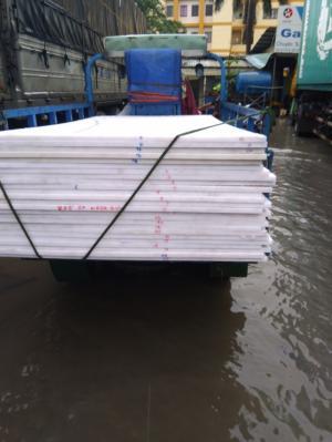 Tấm nhựa công nghiệp pp và pe
