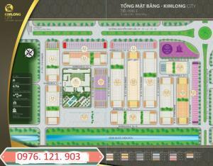 Bán đất nền Kim Long Nam City Liên Chiểu