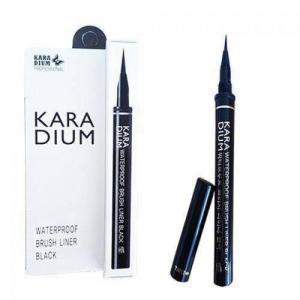 Karadium Waterproof Brush Liner Black: