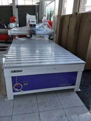 Máy CNC 1325 chuyên cắt quảng cáo và khắc tranh 2D 3D