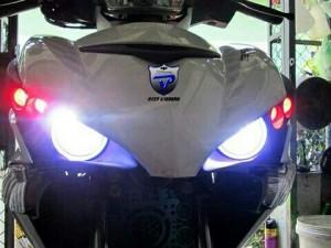 Đèn mắt cú ex 150