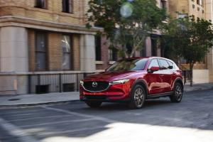 Mazda CX5 New 2018 chỉ từ 889 triệu