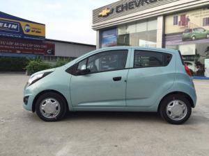 Chevrolet Spark 2017  - Giá Tốt - Hỗ trợ trả góp