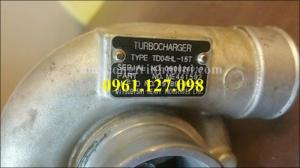 Turbo Máy Xúc - Bộ Điều Áp Máy Xúc