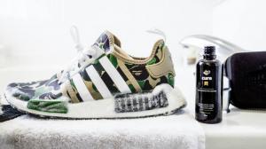 Hướng Dẫn Vệ Sinh Giày Sneaker Đúng Cách Cùng Với Crep Protect Cure