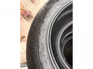 Lốp bridgestone 215/60r16 turanza er33 cho xe toyota camry