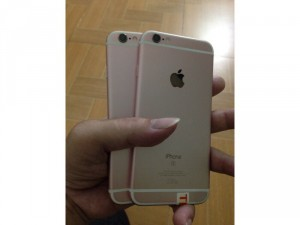 Cặp Iphone 6S 64GB QT Rose Gold