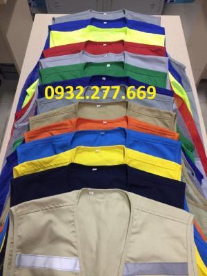 Những mẫu áo gile phản quang đẹp chuyên nghiệp, sắc nét !