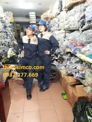 Quần áo bảo hộ lao động TH09 giá rẻ tại BHLD Trung Hiếu