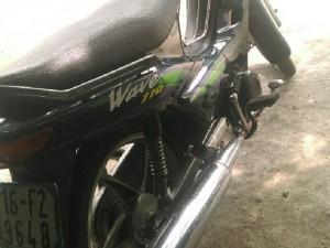 Honda wave thái 100cc