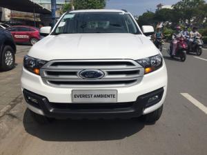 Bán xe Ford Everest 2018 đủ màu, hỗ trợ mua trả góp