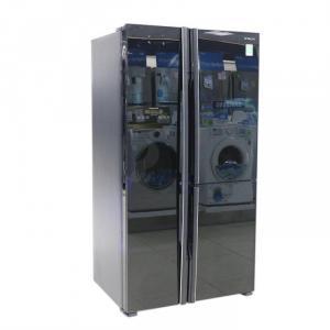 Tủ lạnh Hitachi R-M700PGV2 Side By Side 600L 3 cửa , Inverter