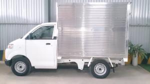 Bán xe suzuki 650kg thùng kín, xe có sẵn giao ngay