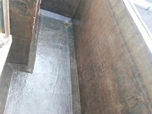 Phủ composite cho bề mặt bê tông