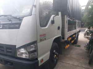 Bán xe tải Isuzu QKR55H 1,9 tấn thùng mui bạt