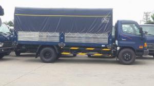 Bán xe Ôtô tải Hyundai 120S thùng mui bạt 8...
