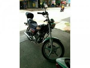 Cần bán moto cubtom 125 cc bs 60 đồng na