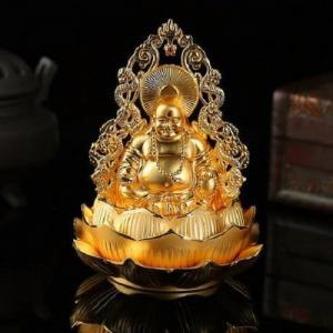 Tượng Phật Di Lặc Hai Mặt