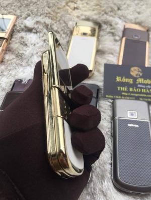 Nokia 8800e Gold Chính Hãng Vỏ Phím Mới Giá Rẻ Tại Hà Nội