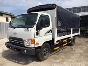 Xe tải Hyundai HD800 8 tấn đời mới 2017