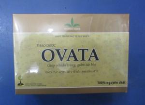 Sản Phẩm OVATA- cung cấp chất xơ, nhuận tràng, hết táo bón