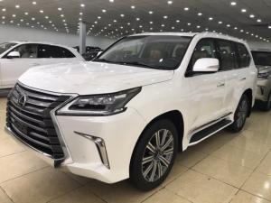 Bán Lexus LX 570 nhập khẩu Mỹ mới 100%