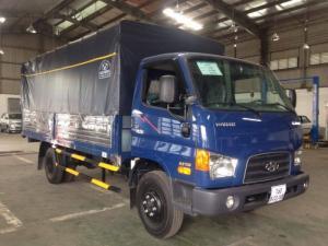 Bán xe Hyundai Đô Thành hd99 thùng mui bạt, xe Hyundai Đô Thành hd9 9bán trả góp hàng tháng