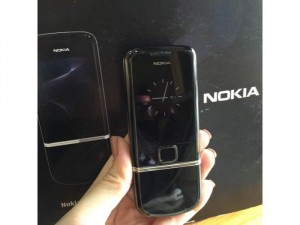 Nokia 8800 black arte fullbox